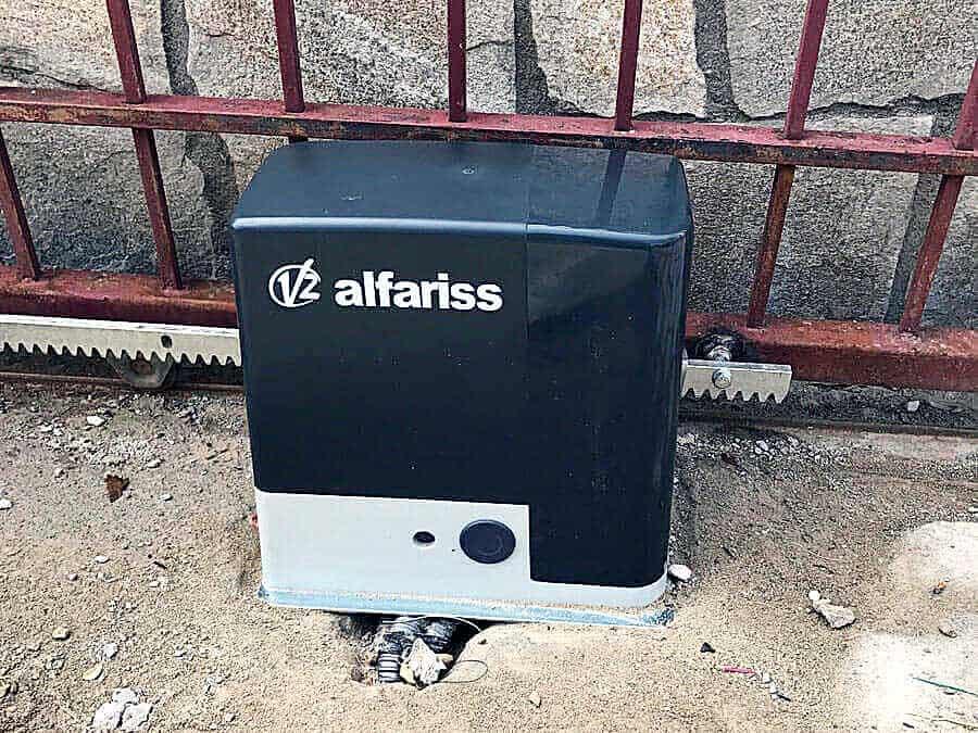 Αυτοματισμός θυρών Alfariss