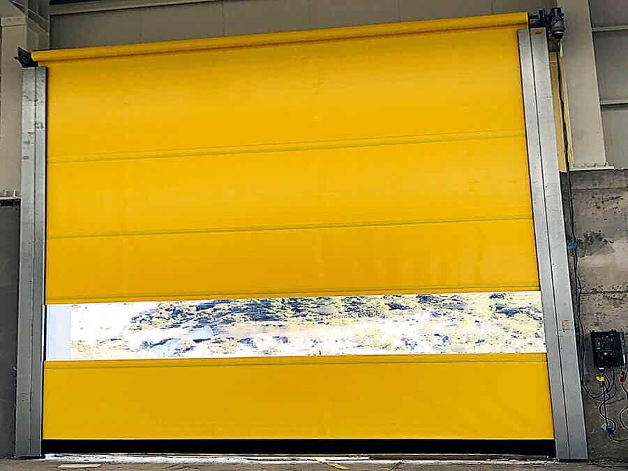 ταχυκίνητες πόρτες
